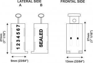 [cml_media_alt id='6363']psw 97 Self locking wire security seals. It is a very safe se[/cml_media_alt]