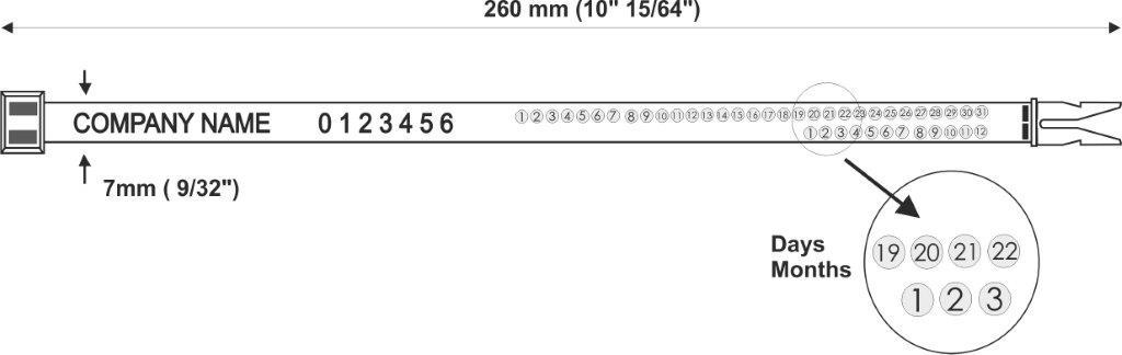 [cml_media_alt id='6373']hornseal 260 mm - Plastic strapseal.[/cml_media_alt]