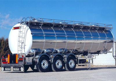 Cisternová přeprava