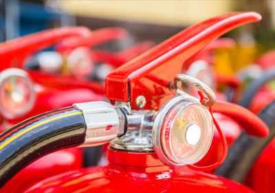hasici pristroje