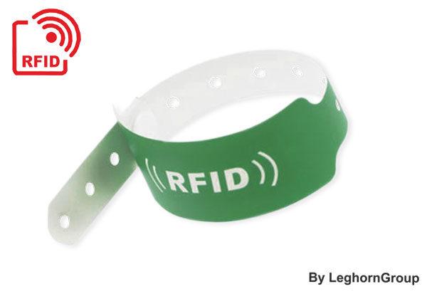 RFID Vinylové Náramky