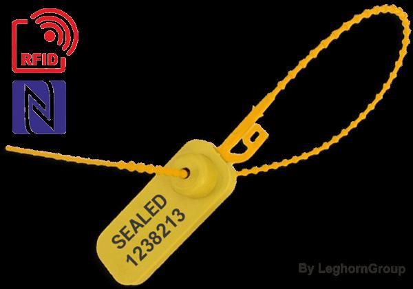 Zatahovací Plomba ADJUST SEAL UHF/HF/NFC RFID