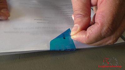 stitek rfid void tamper evident label jak pouzivat