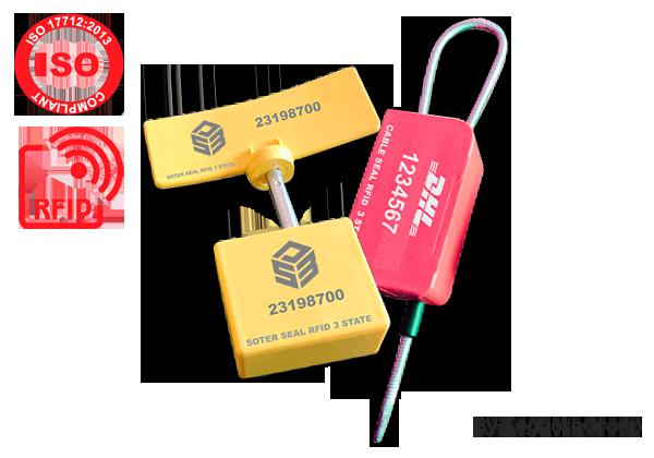Třístupňová RFID